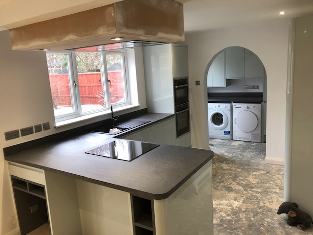 Kettering kitchen fit out 3
