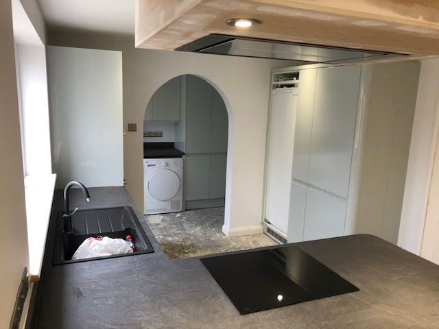 Kettering kitchen fit out