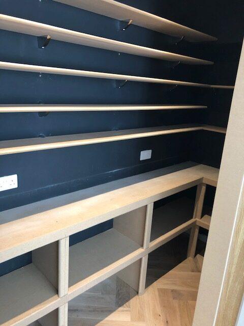 Kettering pantry carpentry 2