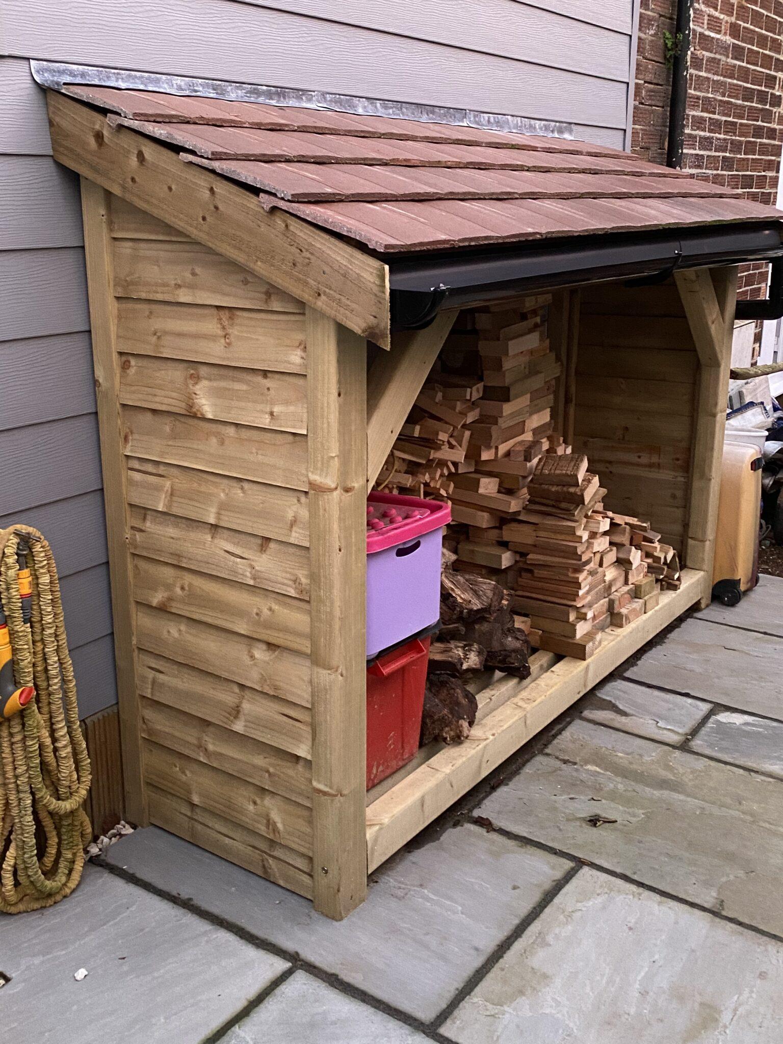 Log store Kettering